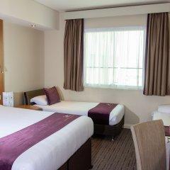 Отель Premier Inn Dubai International Airport комната для гостей фото 4