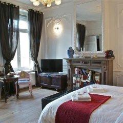 Отель B&B Au Lit Jerome комната для гостей