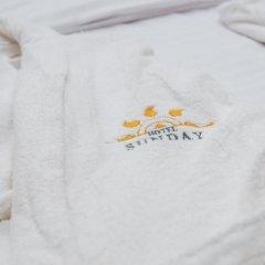 Отель Sunday Hotel Baku Азербайджан, Баку - отзывы, цены и фото номеров - забронировать отель Sunday Hotel Baku онлайн ванная