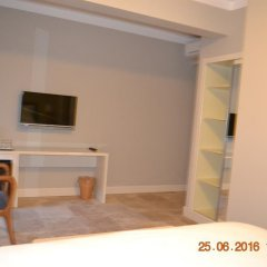 Отель Teos Lodge Pansiyon & Restaurant Сыгаджик удобства в номере фото 2