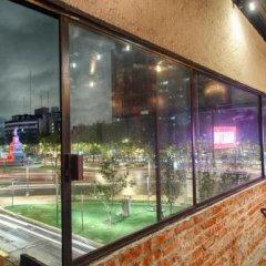 Отель CDMX Hostel Art Gallery Мексика, Мехико - отзывы, цены и фото номеров - забронировать отель CDMX Hostel Art Gallery онлайн бассейн фото 2