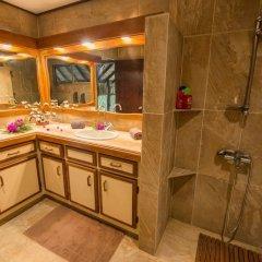 Отель Villa Bora Bora-on Matira Beach N362 DTO-MT Французская Полинезия, Бора-Бора - отзывы, цены и фото номеров - забронировать отель Villa Bora Bora-on Matira Beach N362 DTO-MT онлайн ванная