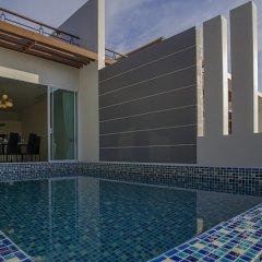 Отель Kata Horizon Villa B2 бассейн фото 2