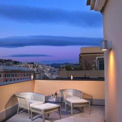Отель Melia Genova Италия, Генуя - 1 отзыв об отеле, цены и фото номеров - забронировать отель Melia Genova онлайн балкон