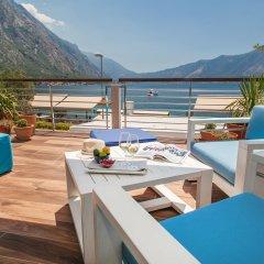 Отель Casa del Mare - Amfora Черногория, Доброта - отзывы, цены и фото номеров - забронировать отель Casa del Mare - Amfora онлайн балкон