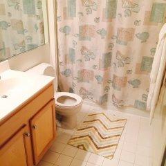 Отель Suite Home America - DC США, Вашингтон - отзывы, цены и фото номеров - забронировать отель Suite Home America - DC онлайн ванная фото 2