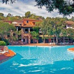 Отель Arbatax Park Resort Borgo Cala Moresca бассейн фото 2