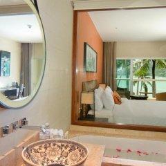 Отель Crowne Plaza Phuket Panwa Beach 5* Стандартный номер с двуспальной кроватью фото 20