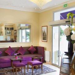 Отель Champs Elysees Friedland Париж интерьер отеля фото 3