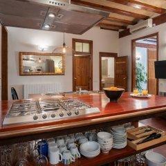Апартаменты Habitat Apartments Ferran Барселона развлечения