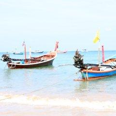 Отель Andaman Seaside Resort пляж фото 2
