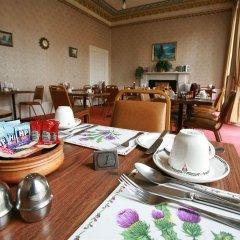 Отель The Kelvin Глазго питание