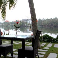 Отель Riverside Garden Villas питание фото 2