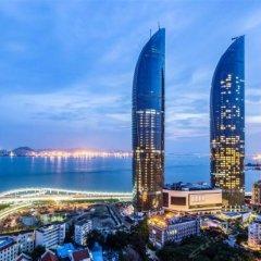 Отель AiPeter Seaview Hotel Apartment Китай, Сямынь - отзывы, цены и фото номеров - забронировать отель AiPeter Seaview Hotel Apartment онлайн пляж фото 2