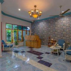 Dream Inn Sun Beach Hotel Остров Гасфинолу интерьер отеля