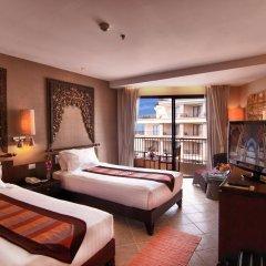Отель Garden Cliff Resort and Spa Таиланд, Паттайя - отзывы, цены и фото номеров - забронировать отель Garden Cliff Resort and Spa онлайн комната для гостей