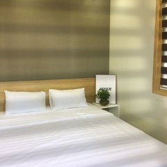 Bamboo Hotel & Apartments - Hostel Халонг комната для гостей