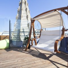 Urbany Hostel Bcn Go! Барселона приотельная территория фото 2