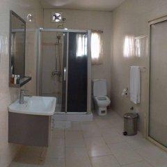 Отель Galpin Suites ванная
