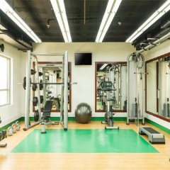 Отель Coral Deira Дубай фитнесс-зал фото 3