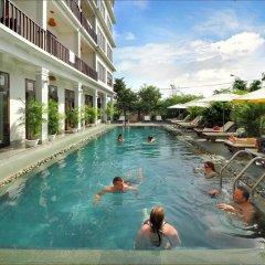 Sunshine Hotel Хойан бассейн