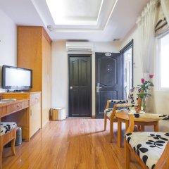 Отель Silverland Central - Tan Hai Long Хошимин комната для гостей фото 4