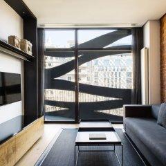 Отель Suites Avenue Испания, Барселона - отзывы, цены и фото номеров - забронировать отель Suites Avenue онлайн комната для гостей фото 2