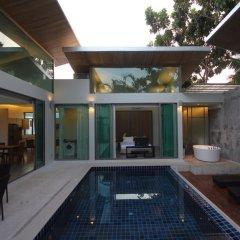Отель Areca Pool Villa бассейн фото 2
