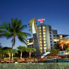 Отель Hard Rock Hotel Pattaya Таиланд, Паттайя - 2 отзыва об отеле, цены и фото номеров - забронировать отель Hard Rock Hotel Pattaya онлайн приотельная территория