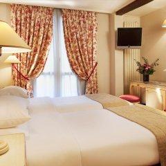 Отель Belloy St Germain Париж комната для гостей