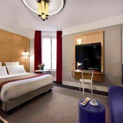 Hotel L'Echiquier Opéra Paris MGallery by Sofitel комната для гостей