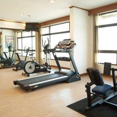 Отель Pinnacle Lumpinee Park Бангкок фитнесс-зал фото 2