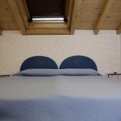 Отель Residence Antico Crotto Порлецца комната для гостей фото 5