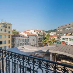 Отель Villa Otero балкон