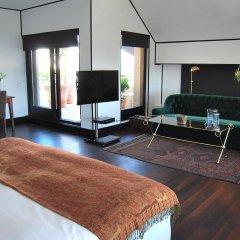 Отель Gran Hotel La Florida Испания, Барселона - 2 отзыва об отеле, цены и фото номеров - забронировать отель Gran Hotel La Florida онлайн комната для гостей фото 4