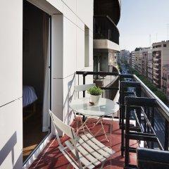 Отель One Shot Colón 46 балкон
