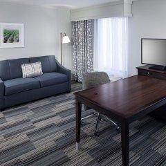Отель Hampton Inn & Suites Tulare комната для гостей фото 3