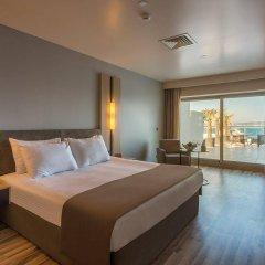Отель Altin Yunus Cesme комната для гостей фото 5