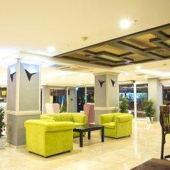 Side Town Hotel by Z Hotels Турция, Сиде - 1 отзыв об отеле, цены и фото номеров - забронировать отель Side Town Hotel by Z Hotels - All Inclusive онлайн интерьер отеля