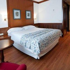 Отель Santemar Испания, Сантандер - 2 отзыва об отеле, цены и фото номеров - забронировать отель Santemar онлайн комната для гостей фото 4
