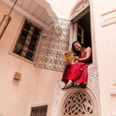Отель Riad Anata Марокко, Фес - отзывы, цены и фото номеров - забронировать отель Riad Anata онлайн фото 8