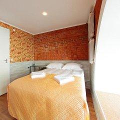 Мини-Отель Аморе Стандартный номер с двуспальной кроватью фото 14