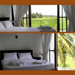 Отель Heaven Upon Rice Fields Шри-Ланка, Анурадхапура - отзывы, цены и фото номеров - забронировать отель Heaven Upon Rice Fields онлайн комната для гостей фото 5
