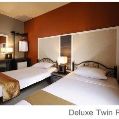Отель Rambuttri Village Inn & Plaza 3* Номер категории Премиум с различными типами кроватей фото 10