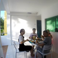 Бутик-отель Planktons Beach Мале питание