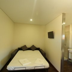 Отель Quinta Da Barroca Армамар сейф в номере