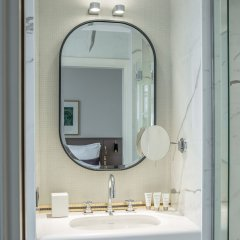 Отель Hôtel de La Tamise Франция, Париж - отзывы, цены и фото номеров - забронировать отель Hôtel de La Tamise онлайн ванная