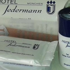 Hotel Jedermann ванная фото 3