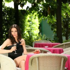 Hotel Terme Formentin Абано-Терме фитнесс-зал фото 4