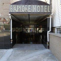 Отель Explore Hotel and Hostel США, Нью-Йорк - отзывы, цены и фото номеров - забронировать отель Explore Hotel and Hostel онлайн гостиничный бар